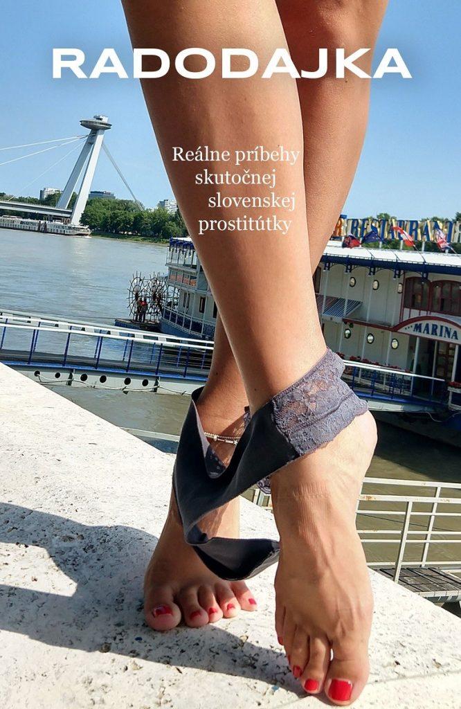 eKniha Radodajka - Reálne príbehy skutočnej slovenskej prostitútky